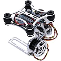 powerdayDJI Phantom Brushless Gimbal Camera Mount w/ Motor & Controller for Gopro 3 FPV