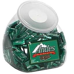 Andes Crème De Menthe Thins, 240-Count Thins