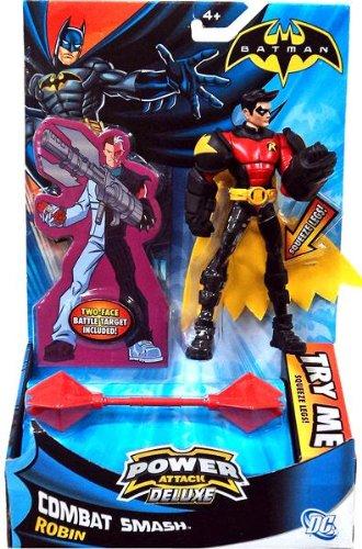 Batman Power Attack Fighting Bo Staff Robin