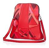 JoJo Handbags BECCA Convertible Backpack - Coral