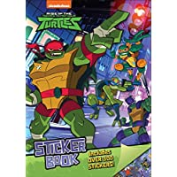 Rise of the Teenage Mutant Ninja Turtles Sticker Activity Book