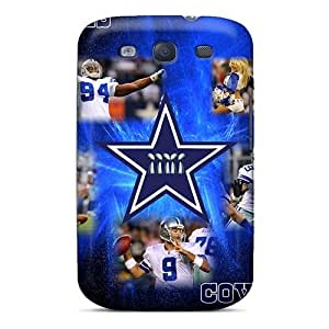 Hot Style DGs12774qAaH Protective Cases Covers For Galaxys3(dallas Cowboys)