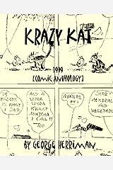 Krazy Kat 1919 [Comic Anthology] Paperback