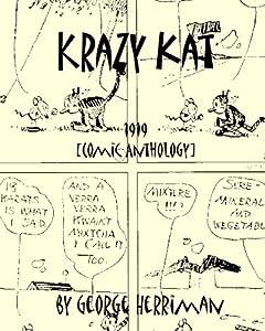 Krazy Kat 1919 [Comic Anthology]