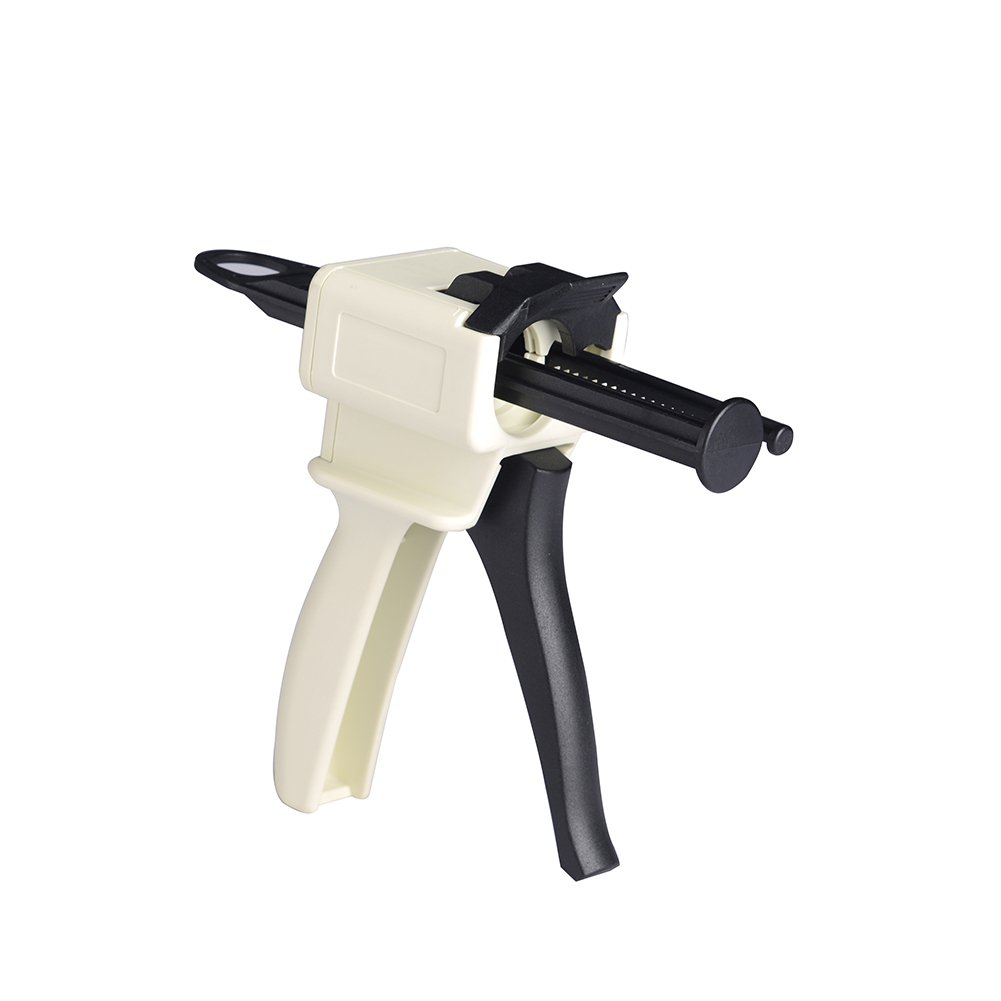 Easyinsmile Impression Mixing Dispensing Dispenser Gun 10:1/1:4 Ratio 50ml/1:1,2:1 (1:10/1:4)