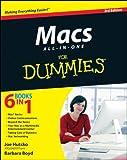 Macs All-in-One for Dummies, Joe Hutsko and Barbara Boyd, 111812961X