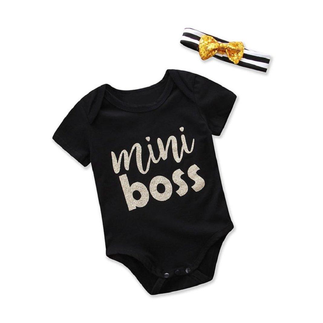 Sisit T-Shirt de Jeu pour Votre bébé. Mini-Patron, Texte drôle sur des Pulls molletonnés à Capuchon pour des bébés de bébé de bébé d'enfants en Bas âge