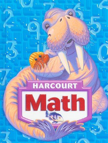 Harcourt Math Level 3