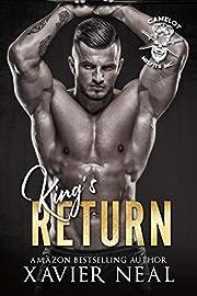 King's Return (Camelot Misfits MC Book 1)