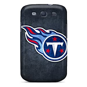 Dsorothymkuz Premium Protective Hard Case For Galaxy S3- Nice Design - Tennessee Titans 5