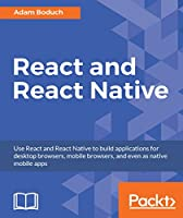 React and React Native Front Cover