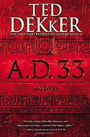 book cover of A.D. 33