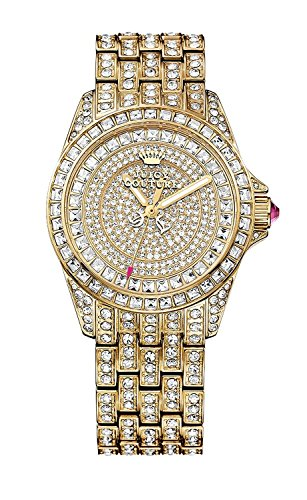 Juicy Couture - Wristwatch, Analog Quartz, oro