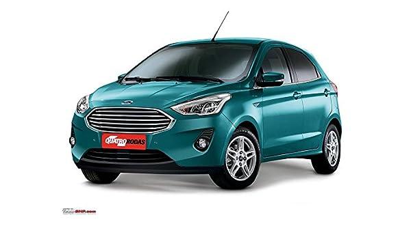 Ford Ka (32x24 inch, 80x60 cm) Silk Poster Seda Cartel PJ14 ...