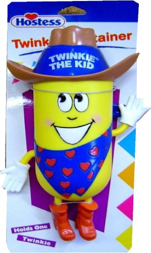 Hostess Twinkie the Kid Container