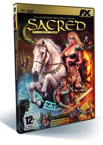 sacred edizione oro