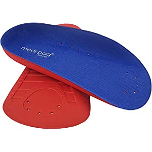 Medipaq Arch Aid Foot Support – Plantar Fasciitis Arches Pain Relief Orthotic Insole 1x Pair 5.5-9.5