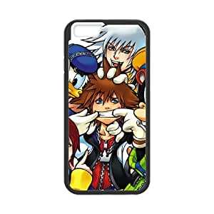 Kikl Kingdom Hearts iPhone 6 4.7 Inch Cell Phone Case Black