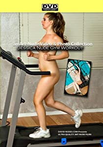 Nude Gym Workout featuring Jessica - an Art-Nude Video and Photo Collection