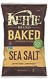baked potatos - Kettle Brand Baked Potato Chips,  Sea Salt, 4 Ounce(Pack of 15)