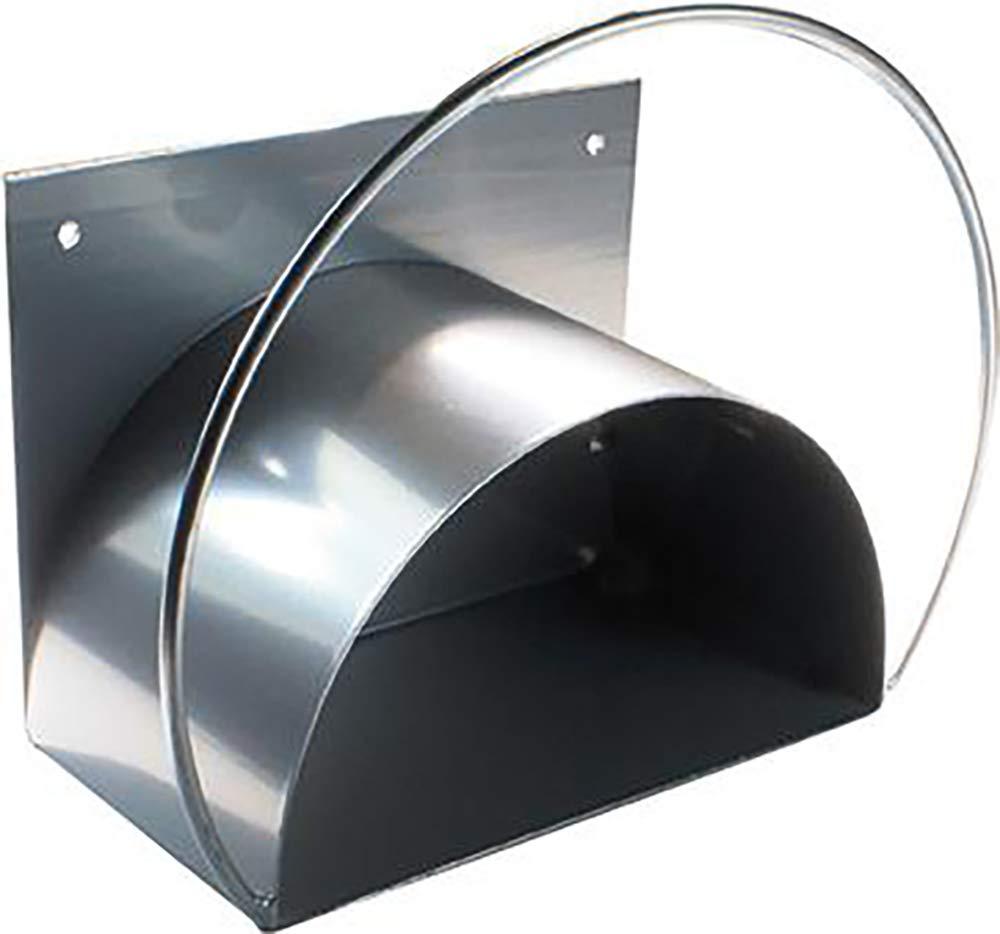 CircumPRO Wandschlauchhalter 1/2 Zoll x 40 m, Silber, 30.5 x 24.5 x 15 cm 4333097902671