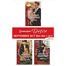 Harlequin Desire September 2017 - Box Set 1 of 2: A Family for the Billionaire\Taking Home the Tycoon\Expecting the Rancher's Baby?