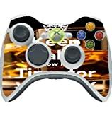 > > Decal Sticker < < Keep Calm Now it's Time For Whisky Quote Design Print Image Xbox 360 Wireless Controller Vinyl Decal Sticker Skin by Trendy Accessories by Trendy Accessories