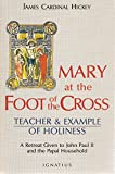 Mary at the Foot of the Cross: Teacher & Example of