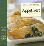 Appetizers, Chuck Williams and Oxmoor House Staff, 0848731948