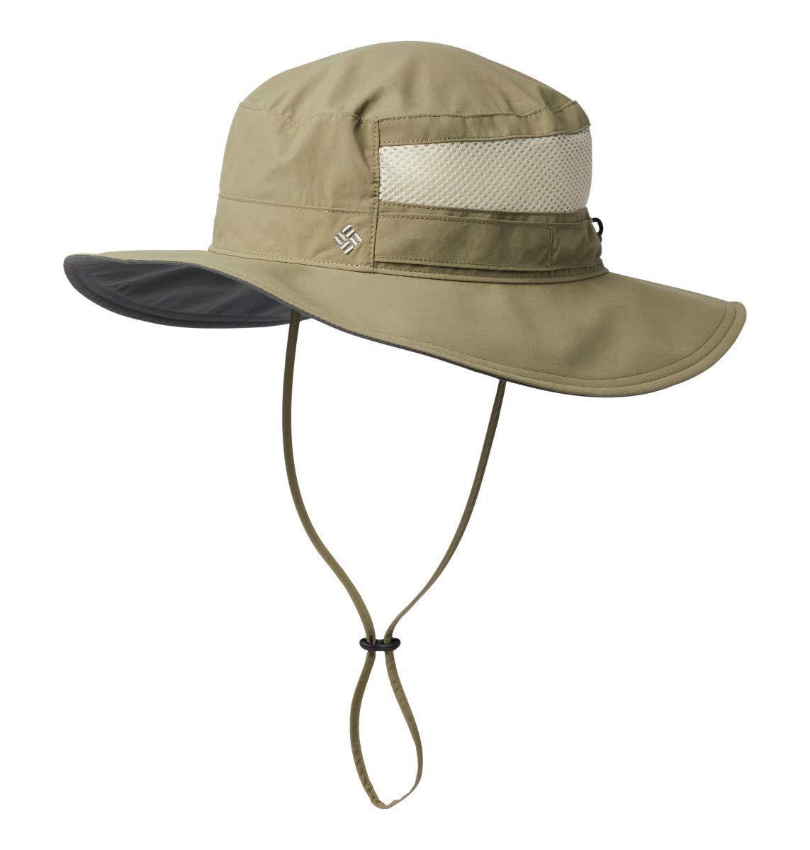 Columbia Unisex Bora Bora II Booney Hat, Moisture Wicking Fabric, UV Sun Protection, Sage, One Size by Columbia