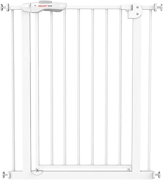 QIANDA Barrera de Seguridad Bebé Puerta de la Escalera Muro Fijo Metal Extensible Extra Alto 100cm Adecuado for Perros Grandes La Seguridad Proteccion (Size : 92-100cm): Amazon.es: Hogar