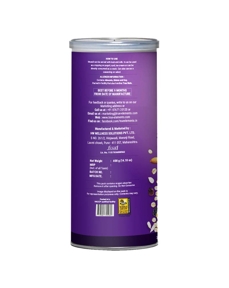 Buy True Elements Sexual Wellness Food Products 800gm Online