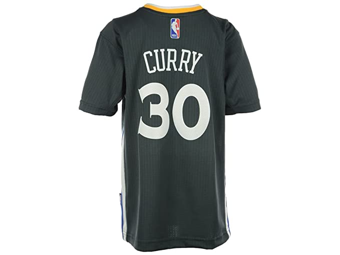 14aca313d Stephen Curry  30 Golden State Warriors Adidas Youth Alternate Swingman  Jersey (X-Large