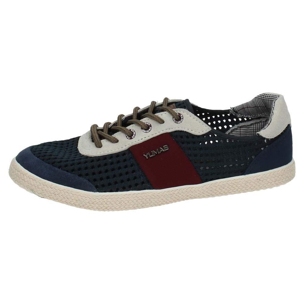 YUMAS 40023 DONALSON Marino Hombre Zapatillas Marino 44: Amazon.es: Zapatos y complementos