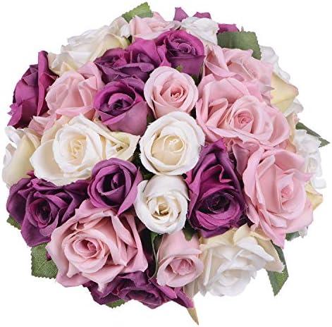 Artiflr Artificial Flowers Bouquet Decoration product image