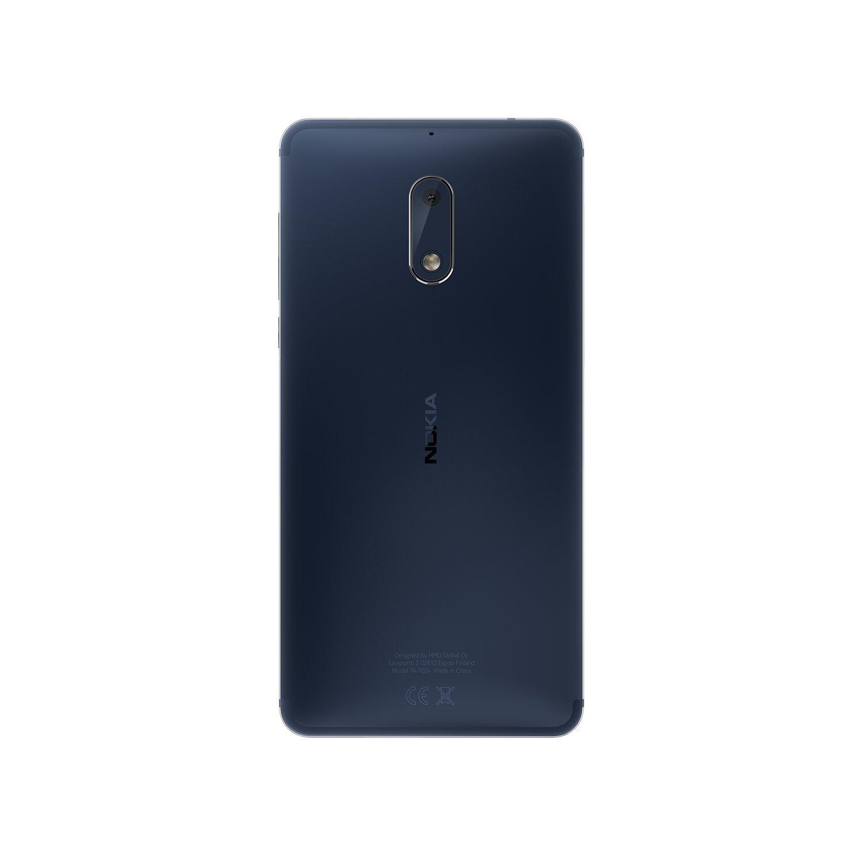 Nokia 6 SINGLE Smartphone VERSION 2017 deutsche Ware Amazon Elektronik