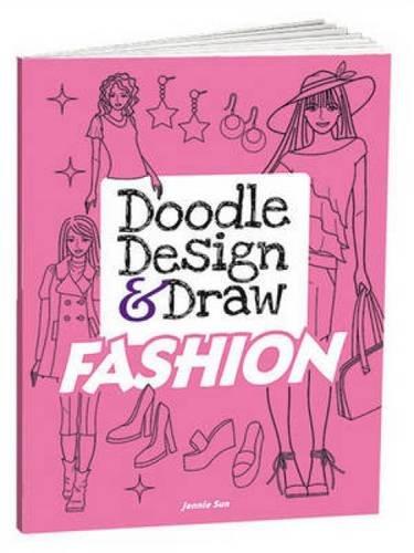 - Doodle Design & Draw FASHION (Dover Doodle Books)