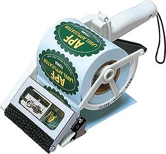 Pro Sistema de at10 0apf manual para dispensador de etiquetas redondas, ovalada o etiquetas con