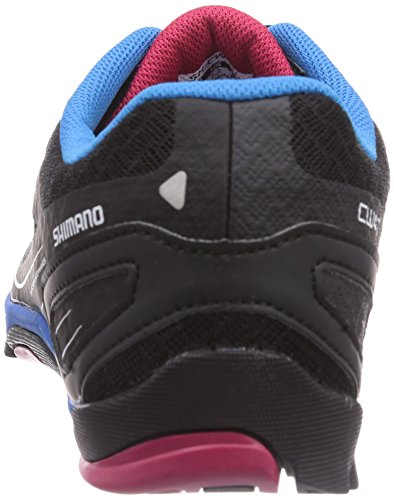 Shimano Women's Sh-cw41 Road Biking Shoes Black (Black) 320xu7TNCT