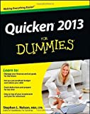 img - for Quicken 2013 For Dummies by Nelson, Stephen L. (2012) Paperback book / textbook / text book