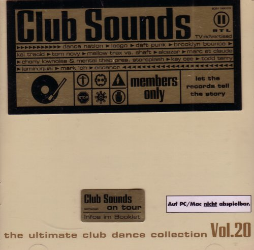 Brooklyn Bounce - The Ultimate Club Dance Collection - Zortam Music