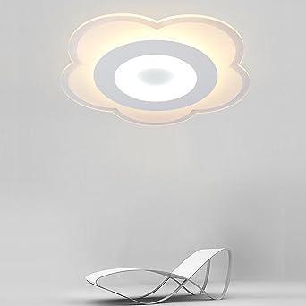 Moderno Ultra delgado Lámpara de techo Romántico LED ...