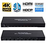 Best HDMI Splitters With Audios - HDMI Splitter 1x8, Bluesky One In Eight Out Review