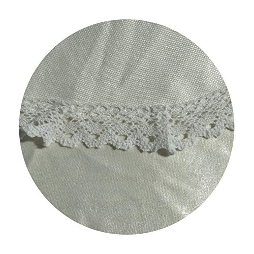 IPrint 55x78 Rectangle Velvet Linen TableclothBirthday DecorationsThe Words Happy
