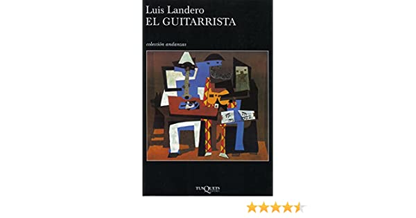 El guitarrista eBook: Duran, Luis Landero: Amazon.es: Tienda Kindle