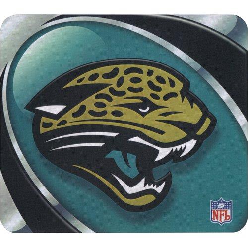 - Jacksonville Jaguars Mouse Pad - Vortex Design