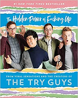 The Hidden Power of F*cking Up: The Try Guys, Keith Habersberger