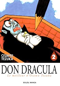 Book's Cover ofDon Dracula Tome 2 :