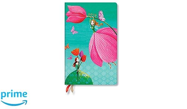 Paperblanks 2019 Joyous Springtime Maxi - Agenda semanal (12 ...