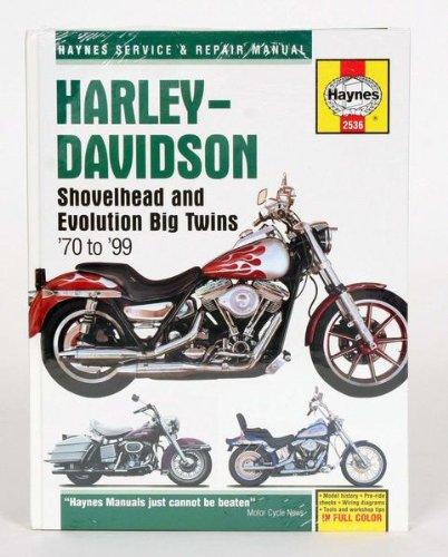 Haynes 2536 MC HARLEY SHOVELHEAD70-99